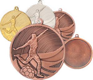 Медали по видам спорта