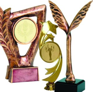 Награды с фигурами