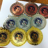Медали для спартакиады ВЭС по лыжным гонкам