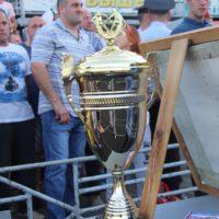 Медали и статуэтки для турнира по футболу, на кубок Г.И. Федотова г. Ногинск