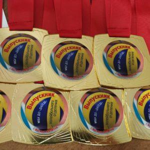 Медали спортивные Электросталь